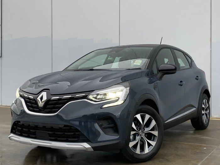 2021 Renault Captur Zen JB SMOKEY BLUE