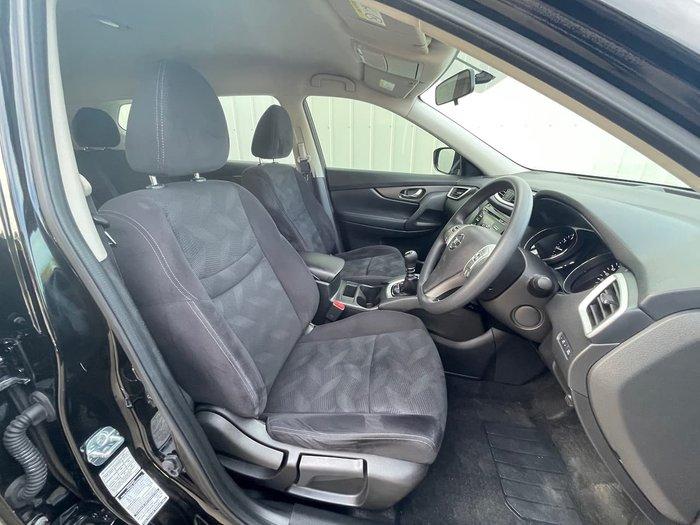 2015 Nissan X-TRAIL ST T32 Black