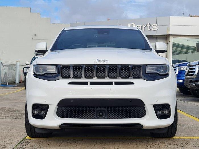 2017 Jeep Grand Cherokee SRT WK MY17 4X4 On Demand White