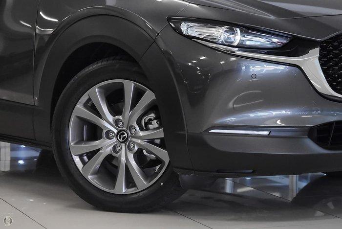 2020 Mazda CX-30 G25 Touring DM Series Grey