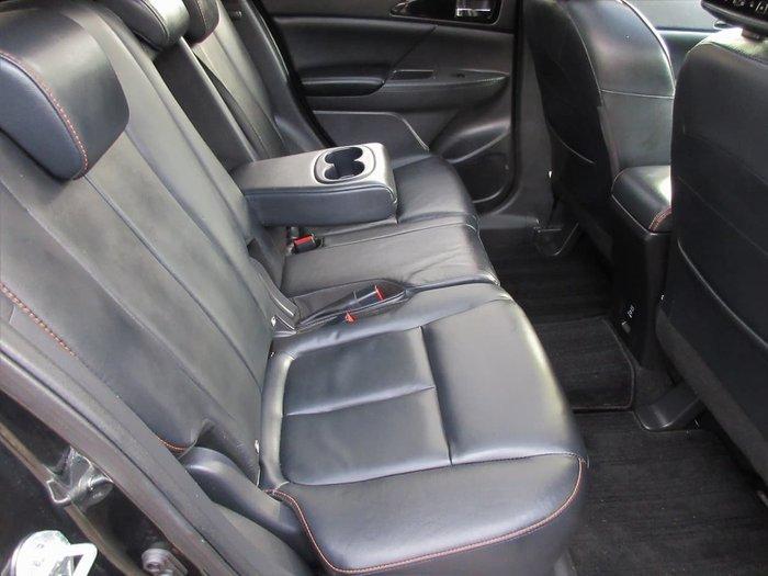2018 Mitsubishi Eclipse Cross Exceed YA MY18 AWD Black