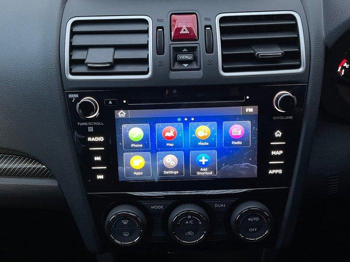 2020 Subaru WRX Premium V1 MY21 AWD Blue