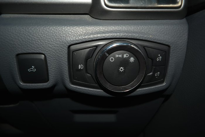 2017 Ford Ranger XLT PX MkII 4X4 Dual Range Frozen White