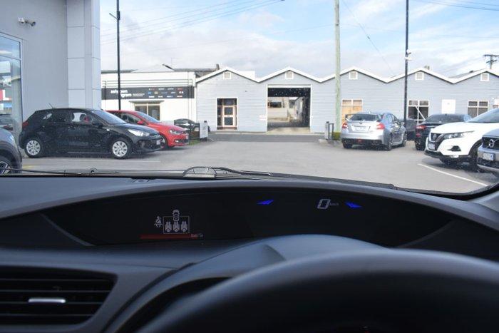 2013 Honda Civic VTi-LN 9th Gen MY13 Grey