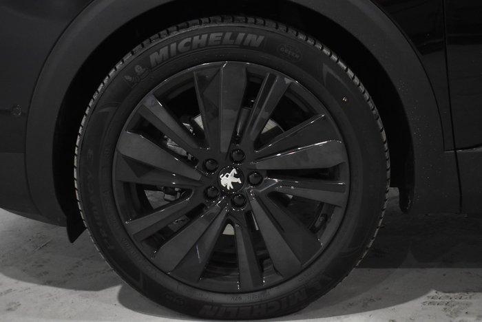 2021 Peugeot 3008 GT Sport P84 MY21 Perla Nera Black