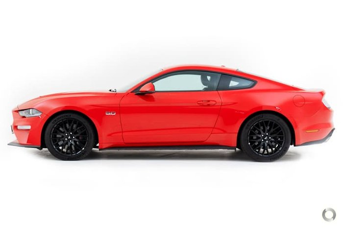 2021 Ford Mustang GT FN MY21.5 Race Red