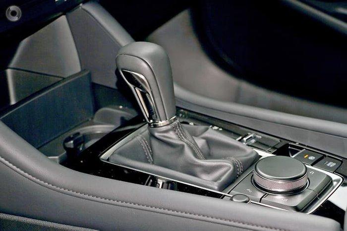 2021 Mazda 3 G25 Evolve BP Series Sonic Silver