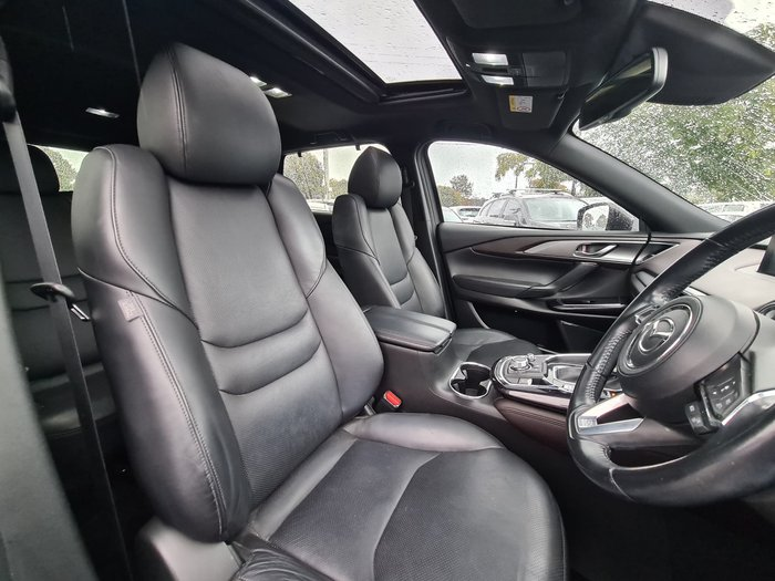 2017 Mazda CX-9 Azami TC Deep Crystal Blue