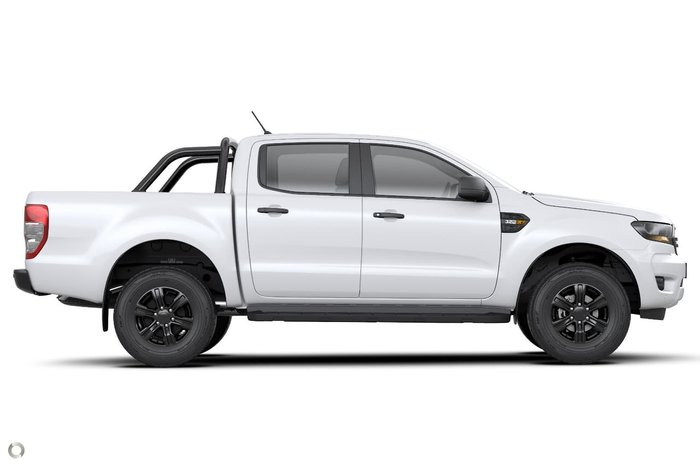2021 Ford Ranger Sport PX MkIII MY21.25 4X4 Dual Range White