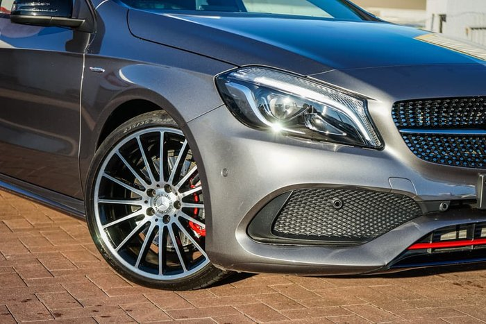 2016 Mercedes-Benz A-Class A250 Sport W176 Four Wheel Drive Mountain Grey