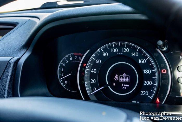 2015 Honda CR-V VTi-S RM Series II MY16 Red