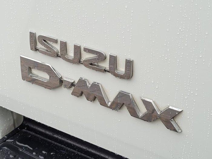 2016 Isuzu D-MAX LS-M MY15.5 4X4 Dual Range Splash White