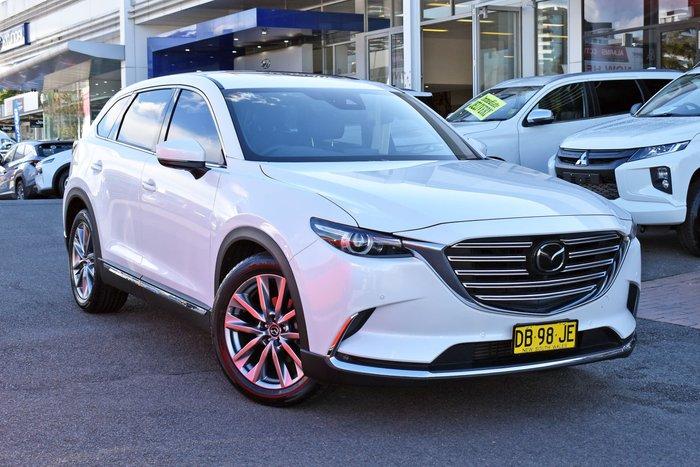 2019 Mazda CX-9 Azami TC Snowflake White Pearl