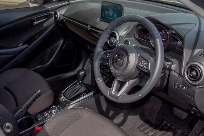 2021 Mazda 2 G15 Pure DJ Series Jet Black