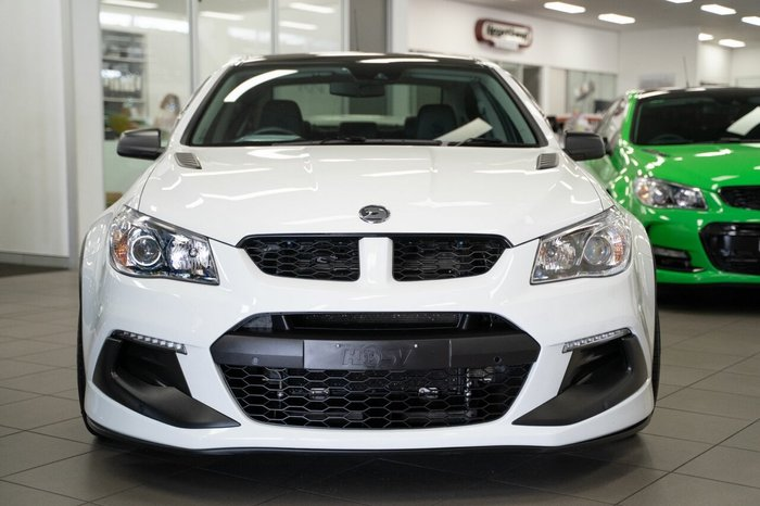 2017 Holden Special Vehicles ClubSport