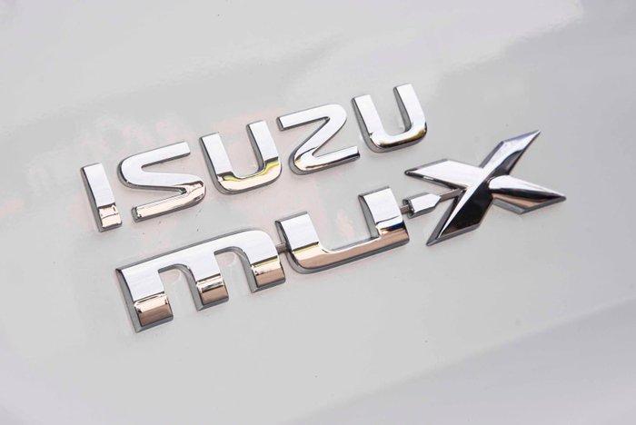 2020 Isuzu MU-X LS-U MY19 White