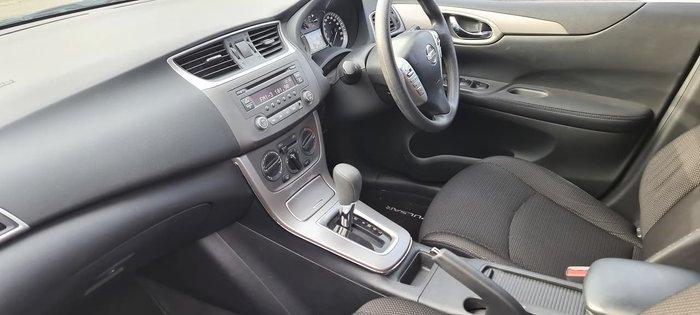 2015 Nissan Pulsar ST C12 Series 2 Black