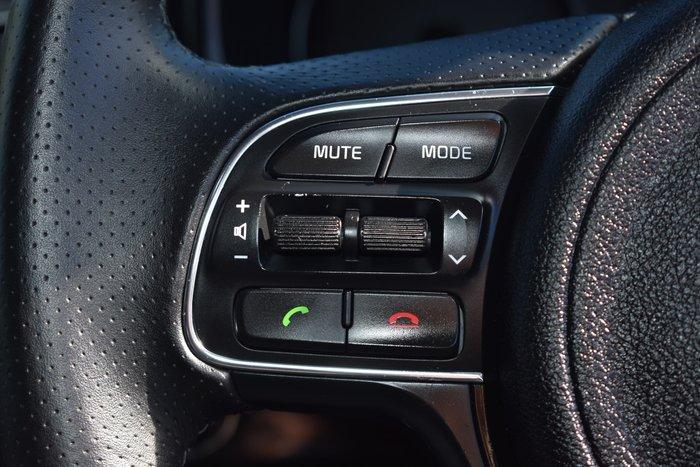 2017 Kia Sportage GT-Line QL MY17 AWD Mineral Silver