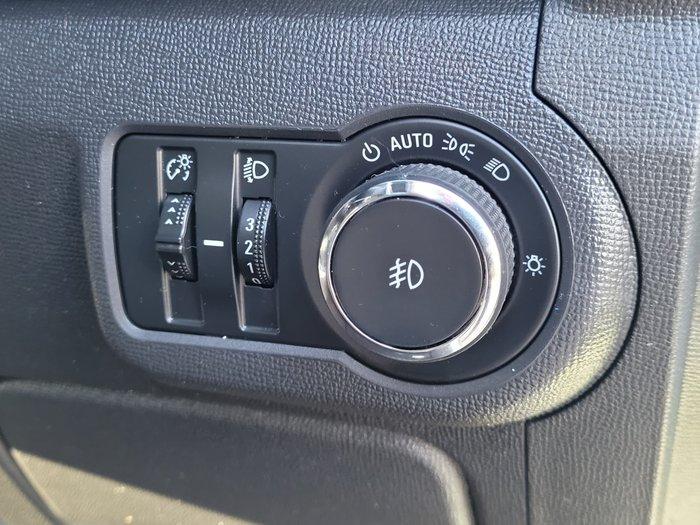 2018 Holden Colorado LTZ RG MY18 4X4 Dual Range Summit White