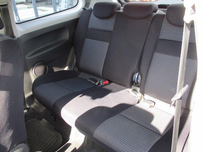 2011 Hyundai Getz S TB MY09 Ebony Black