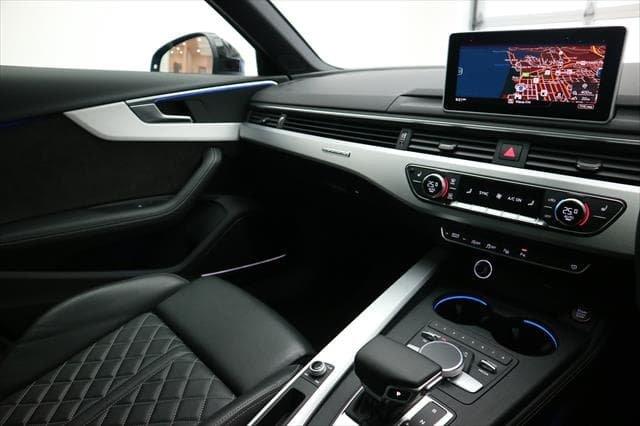 2019 Audi S4 B9 MY19 Four Wheel Drive Turbo Blue