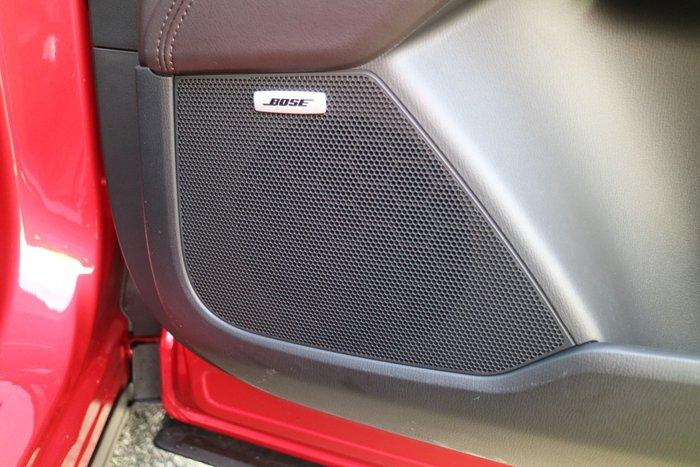 2020 Mazda CX-8 Asaki KG Series Soul Red Crystal