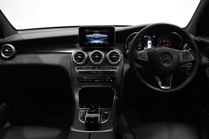 2017 Mercedes-Benz GLC-Class GLC250 d X253 Four Wheel Drive White