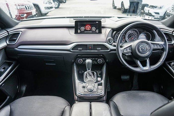 2017 Mazda CX-9 GT TC Snowflake White Pearl