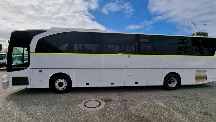 2012 DAEWOO BH117 WHITE