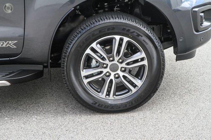 2021 Ford Ranger Wildtrak PX MkIII MY21.25 4X4 Dual Range Meteor Grey