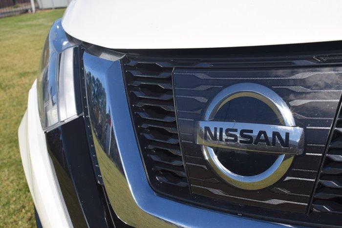 2018 Nissan X-TRAIL ST-L T32 Series II 4X4 On Demand Ivory Pearl