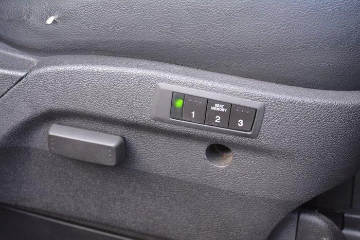 2014 Ford Territory Titanium SZ MkII Smoke