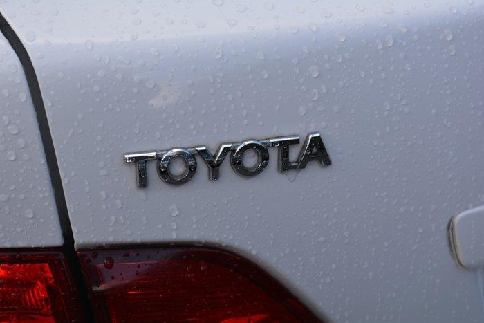 2009 Toyota Corolla Ascent ZRE152R Glacier White