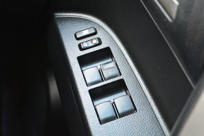 2012 Toyota Kluger KX-R GSU45R MY12 AWD Graphite