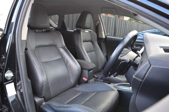 2014 Toyota Corolla Levin ZR ZRE182R Black