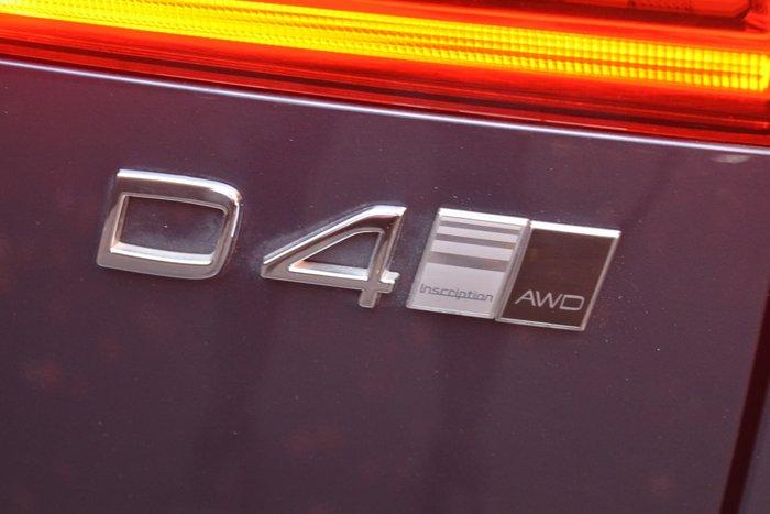 2018 Volvo XC60 D4 Inscription MY18 AWD Blue