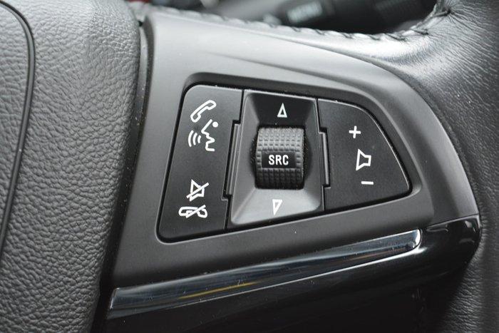 2016 Holden Commodore SV6 Black VF Series II MY16 Slipstream Blue