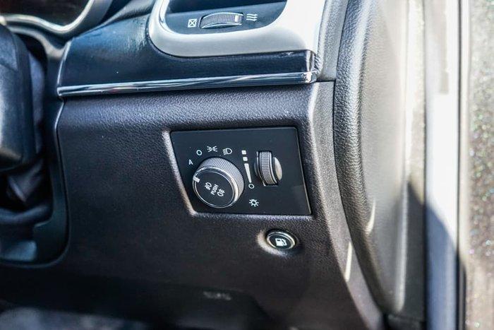 2014 Jeep Grand Cherokee SRT WK MY14 4X4 On Demand Brilliant Black