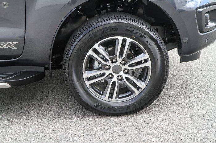 2021 Ford Ranger Wildtrak PX MkIII MY21.25 4X4 Dual Range Grey