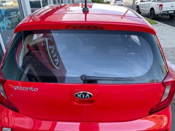 2020 Kia Picanto S JA MY21 Red