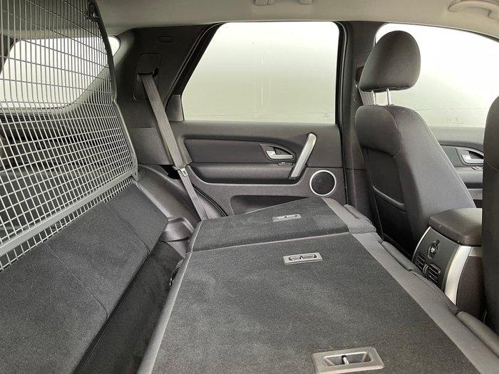 2016 Ford Territory TX SZ MkII Grey