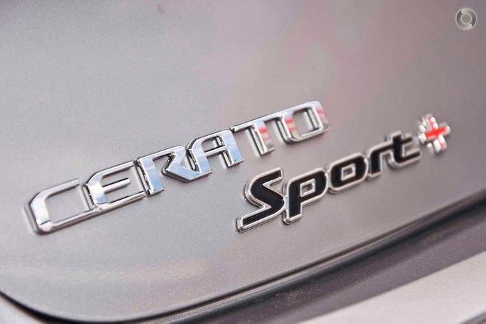 2021 Kia Cerato Sport+ BD MY21 Steel Grey