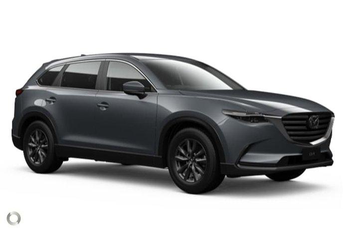 2021 Mazda CX-9 Sport TC Polymetal Grey