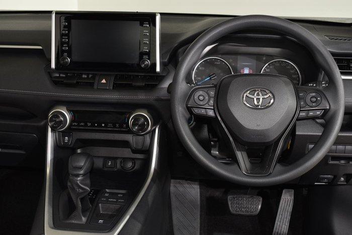 2020 Toyota RAV4 GX AXAH52R Silver Sky