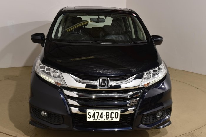 2014 Honda Odyssey VTi-L 5th Gen MY14 Blue