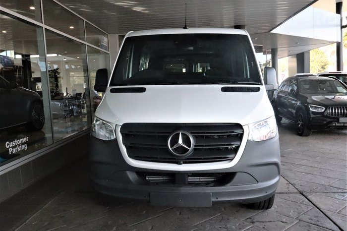 2021 Mercedes-Benz Sprinter 316CDI VS30 Arctic White