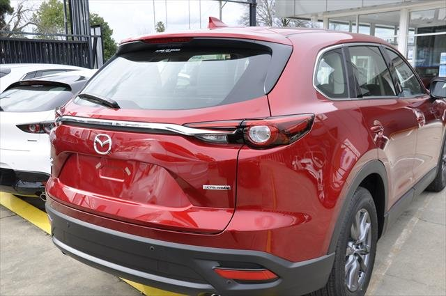 2021 MAZDA CX-9 TOURING CX-9 L 6AUTO TOURING AWD Soul Red Crystal