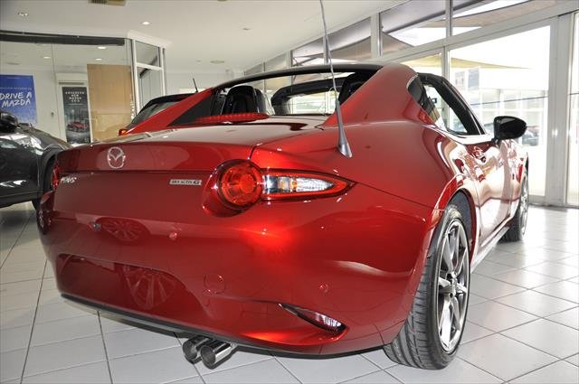 2021 MAZDA MX-5 RF GT MX-5 V 6MAN 2.0L RF GT Soul Red Crystal