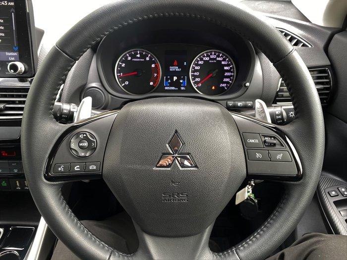 2020 Mitsubishi Eclipse Cross ES YB MY21 White Diamond