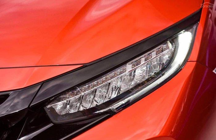 2021 Honda Civic RS 10th Gen MY20 Orange